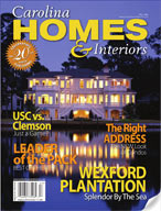 Carolina Homes and Interiors Vol 20 #4 *digital* Magazine
