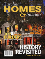 Carolina Homes and Interiors Volume 21 #1