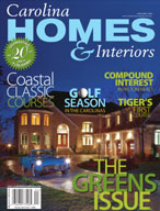 Carolina Homes and Interiors *digital* Magazine