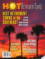 Hot Retirement Towns