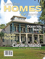 Carolina Homes and Interiors: Vol. 22 - No. 3 magazine cover
